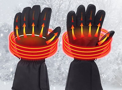 Innovative Designnew For 2019 Heated Gloves  Rechargeable ..-.