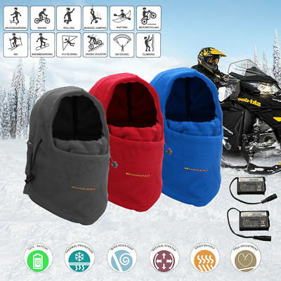 INNOVATIVE DESIGN NEW FOR 2019 RECHARGEABLE HEATED HAT-- (see photos)--,,.-