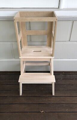 Learning tower- toddler chef stool- kitchen helper