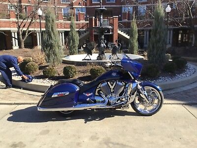 2012 Victory Victory  Victory Cross country @@@@@@@ Gorgeous low miles @@@@@@@@
