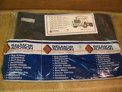 Belmor BS1836 Bug Radiator Screen with Snaps Ford L and LN up to 87