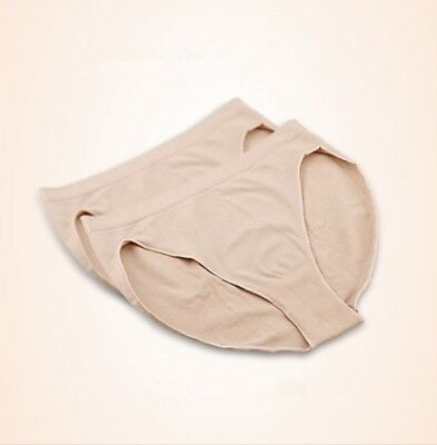 *New*Seamless Dance Underwear - Nude Girls Size 4-6 - Priority Post