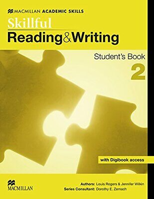 Skillful Level 2 Reading & Writing Stude by Jennifer Wilkin Book The Cheap Fast