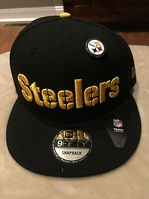 dfca8d854 PITTSBURGH STEELERS NEW Era 39THIRTY Team Classic Stretch Fit Flex ...