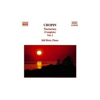 Chopin: Nocturnes, Vol.1 -  CD 41VG The Cheap Fast Free Post The Cheap Fast Free