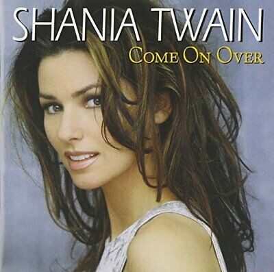 Shania Twain - Come on Over - Shania Twain CD R1VG The Cheap Fast Free Post The