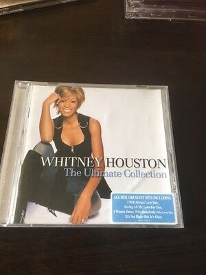 Whitney Houston - Ultimate Collection - Greatest Hits Cd