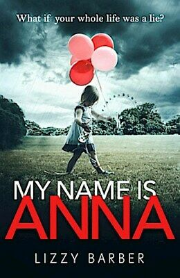 My Name is Anna Lizzy Barber