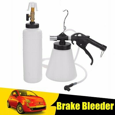 1L Car Air Brake Fluid Oil Bleeder Pump Pneumatic Clutch Extractor Fill Bottle