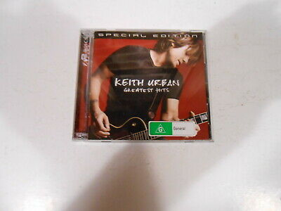 Keith Urban-Greatest Hits-Special Edition-Cd+Dvd-2007-Australia