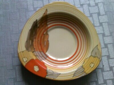 clarice cliff small plate