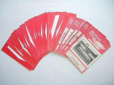Sheffield United 1950's Home Football Programmes
