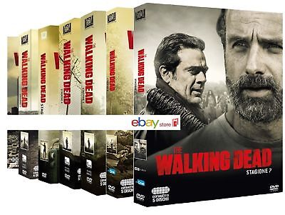 The Walking Dead - Serie Tv - Stagioni da 1 a 7 - Cofanetti 35 Dvd - Nuovo