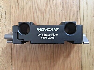 Movcam 303-2203 (3032203) LWS Baseplate for Movcam Cage to fit Sony a7s Plus a7s