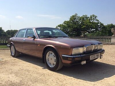 Jaguar 3.2 Sovereign (XJ40) ,53000 miles from New.