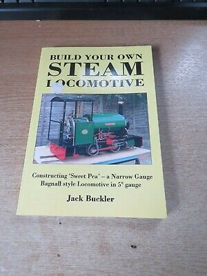 build your own steam loco ( sweet pea)