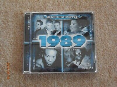 The Very Best of The 80's - 1989  CD