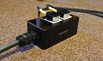 Furutech Mains Block , DIY power strip