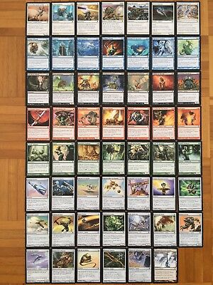Magic the Gathering MTG - Set 55 cartas comunes - Darksteel - Nuevas Español