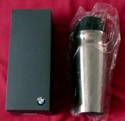 Bmw Stainless Steel Thermal Mug Thermos Travel Flask Cup - New - 80562211967