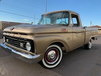 1964 Ford F-100 Shortbed 1964 Ford F100 Shortbed V8 Pick Up.  NO RESERVE!  NICE!
