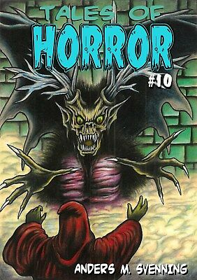 270 - TALES OF HORROR #10 - Tales of horror and the macabre