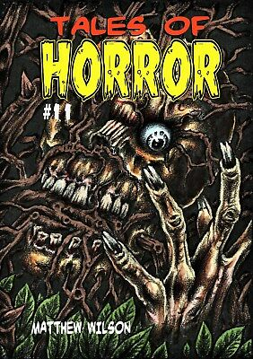 289 - TALES OF HORROR #11 - Tales of horror and the macabre