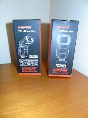 NEW BOXED 'Neewer' TTL Camera Flash NW 565 EX for Canon digital SLR