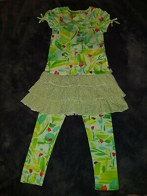 Girls age 8 (more 7-8) Oilily outfit worn twice