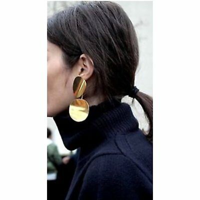 752a96a1f7 SIGNED ISABEL MARANT Orielle Gold Plated Brass Earrings - $90.00 ...