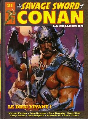 The Savage Sword Of Conan - La Collection - Le N 31
