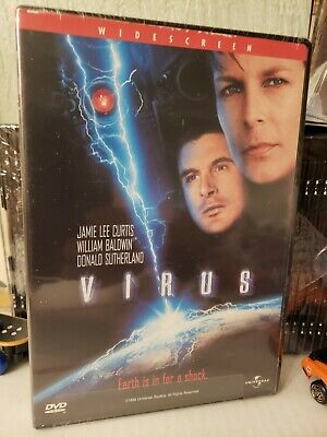 Virus (DVD, 1999, Widescreen)Jamie Lee Curtis William Baldwin Donald Sutherland