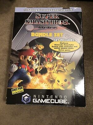 RARE HUGE Super Smash Bros Melee Bundle Set Promo!