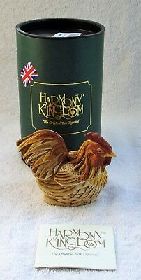 Harmony Kingdom The Original Box Figurine RISE AND SHINE