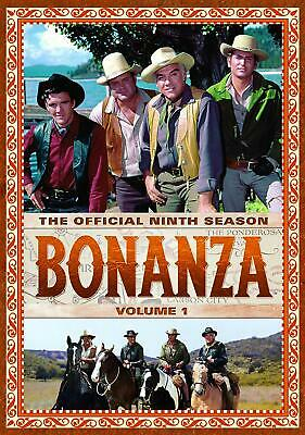 BONANZA 9-14 (1967-1972) German release in ENGLISH TV Series Coll. R2 DVD not US