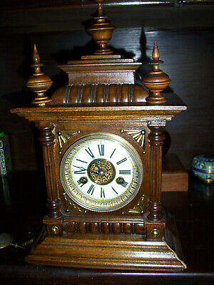 14 Day HAC Bracket Clock (working).