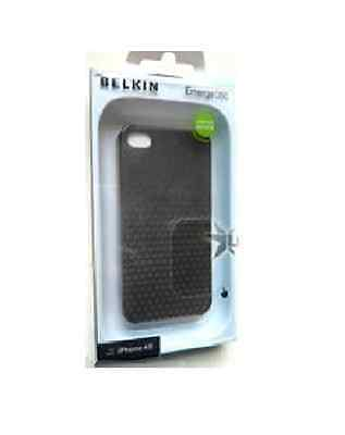 CUSTODIA (NERO e GRIGGIO) Emerge 060 *IPHONE 4/4S-F8W049CWC01-Originale BELKIN
