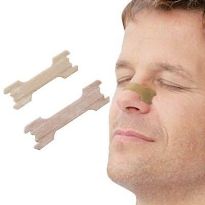 50PCS Anti Snore Strips Easier Breathe Better Nasal Right Way To Stop Snoring