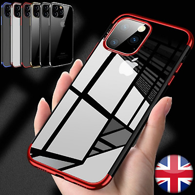 Luxury Case Cover and Glass Screen Protector For iPhone X Xs Max XR 8 7 6 Plus