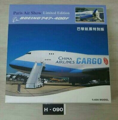 DRAGON WINGS Dragon Wings 1 400 BOEING 747 400 F CHINA AIRLINES CARGO