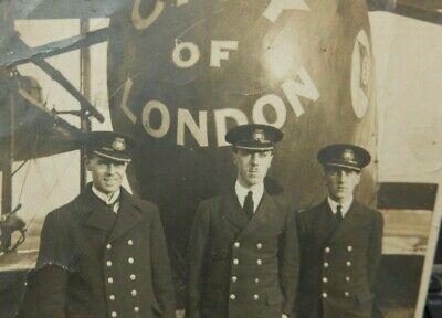G-EASI City of London commercial Vickers Vimy Instone  & crew WW1 RFC veterans ?