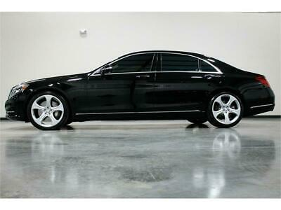 2014 S-Class -- 2014 MERCEDES BENZ S550 20 WHEELS GREAT OPTIONS LOW MILES CERMAIC COATED WOW!!!!