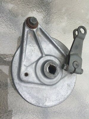 Honda CB 125 Rear Brake Panel (1974)