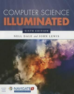 Computer Science Illuminated by Nell Dale,John Lewis 6th Edition eB00k**PDF