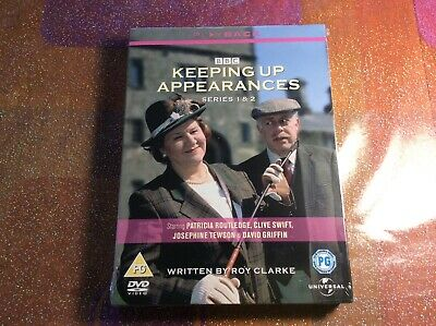 Keeping Up Appearances - Series 1 & 2 [1990] [DVD], New in cellophane