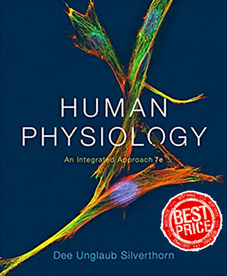 Human Physiology: An Integrated Approach 7th Edition By Silverthorn [P D F]