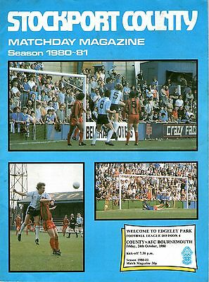 Programme Various Football Team Programmes X10 From The 1980'S (10)