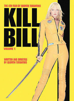 Kill Bill Vol. 1 (DVD, 2004)*disc only