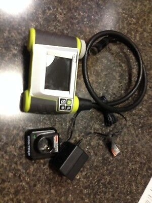 RYOBI TEK4 Digital Inspection Scope RP4205 - with Battery and Charger