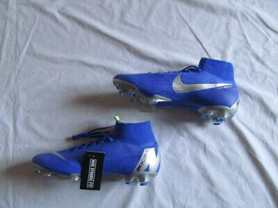 detailed look 1d369 e222d NIKE SUPERFLY 6 Elite FG ACC AH7365 400 man blue cleats shoes Brand New $275